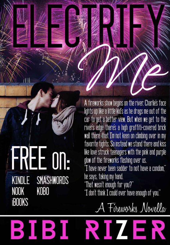 new electrify me teaser free